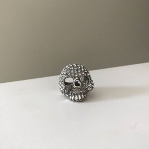 Statement Skull Ring